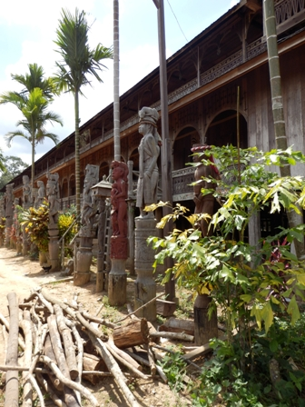 Longhouse, Tanjung Isuy