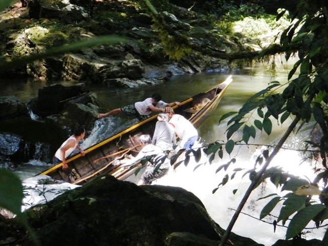 Cross Borneo