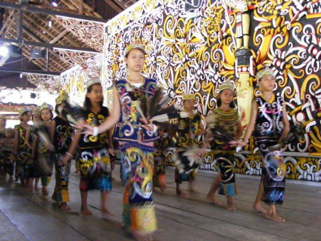Pampang village
