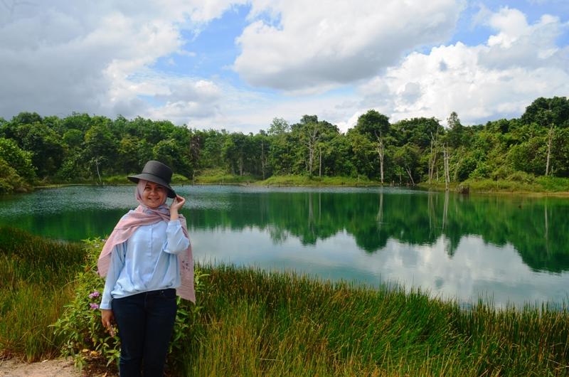 Cermin Lake, Balikpapan
